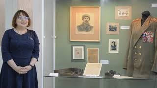 «Художники о войне. М. И. Бабич «Г. К.Мадоян».