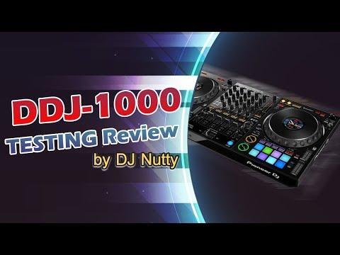 Pioneer : Pioneer DJ DDJ-1000 Testing Review