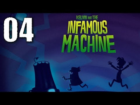 """Let´s Play """"Kelvin and the Infamous Machine"""" #04 (German/Deutsch) Cocktail des Todes! [HD+]"""