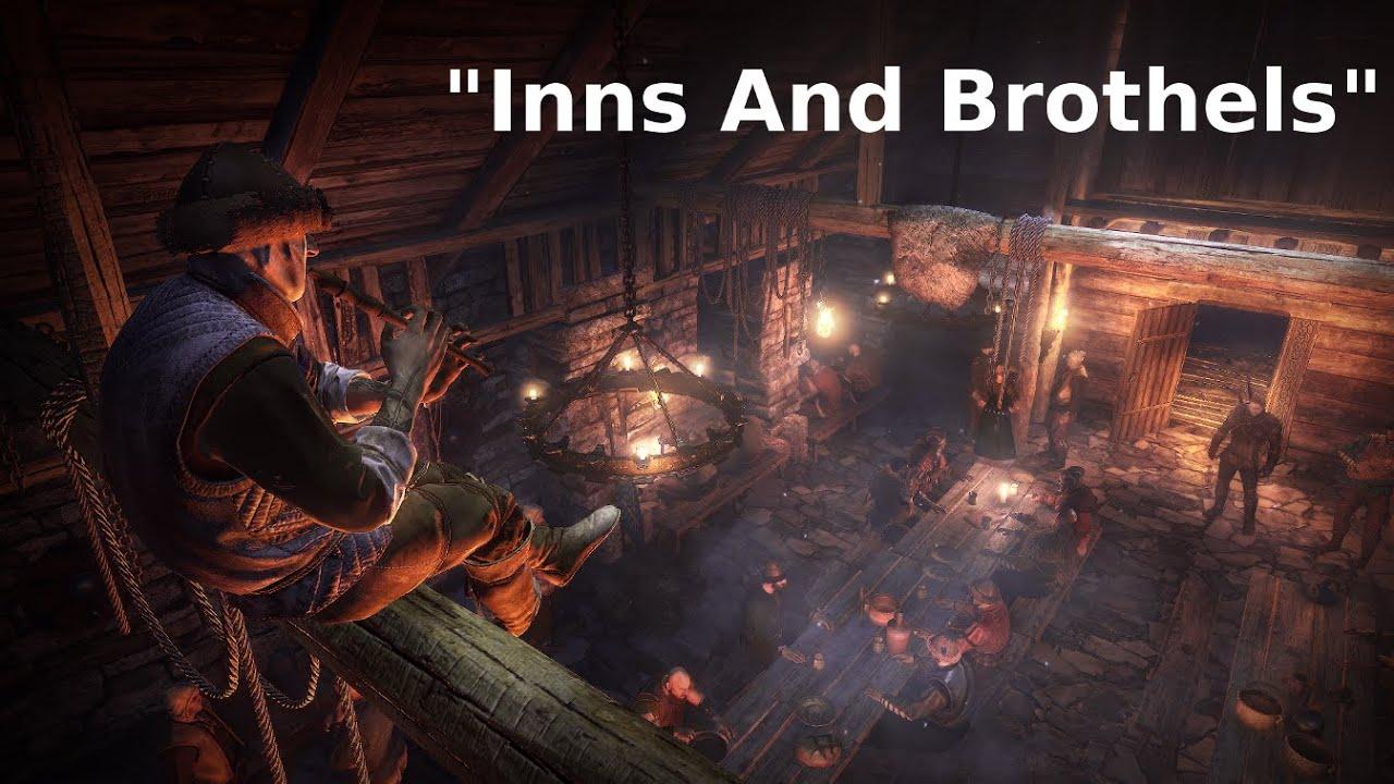 Witcher 3 brothels
