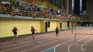 Rencontre #3 - RSEQ Montréal/Montérégie 2015: 60 mètres haies benjamines filles