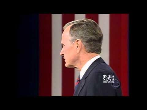 Famous debate moment: