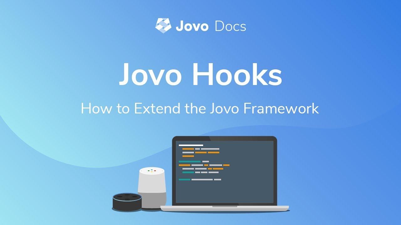 Jovo v2 1 is here: Google Transactions, Amazon Pay, Hooks, Messenger