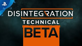Disintegration - Technical Beta Trailer | PS4