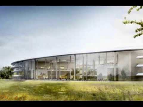 Nuevas oficinas de apple el legado de steve jobs youtube for Oficinas de apple