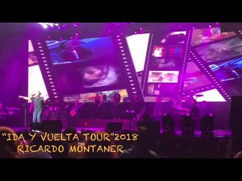 RICARDO MONTANER IDA Y VUELTA TOUR 2018