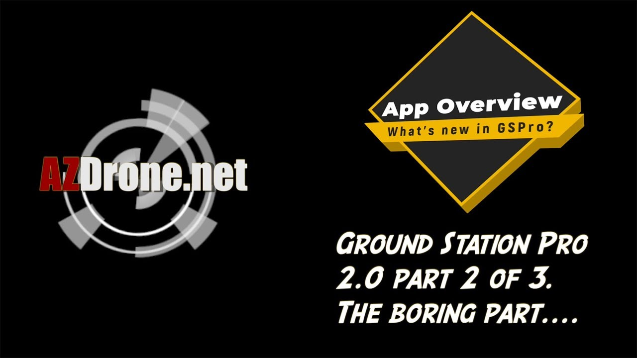 DJI Ground Station Pro 2 0 - Part 2 of GS Pro Review for drone models