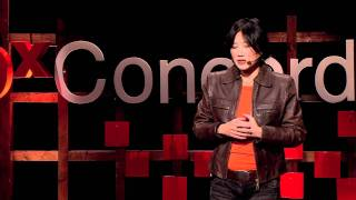 La pollinisation ou le partage des savoirs: Thanh Nghiem at TEDxConcorde 2012