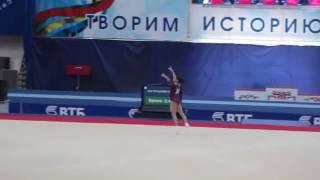Seda Tutkhalyan - Russian Cup 2016 - EF FX 13.133