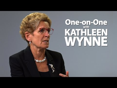 One On One With Kathleen Wynne (Full Broadcast)