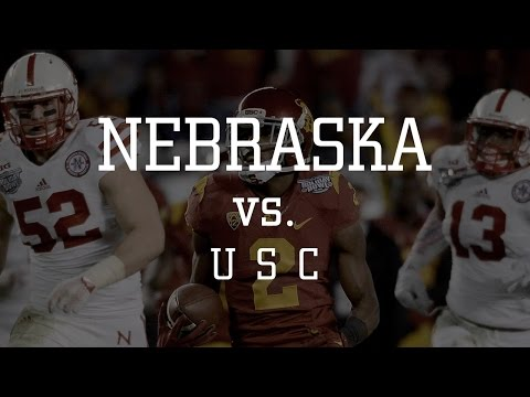 Holiday Bowl: Nebraska vs USC 2014