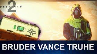 Destiny 2: Bruder Vance Truhe / Leuchtturm Kiste (Deutsch/German)