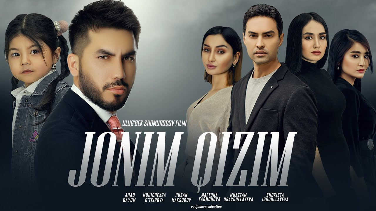 Jonim qizim (o'zbek film) | Жоним кизим (узбекфильм) 2020
