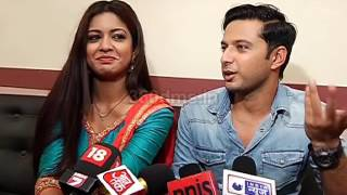 Vatsal Seth & Ishita Dutta Share Their Experience Of Action Scene | Rishton Ka Saudagar-Baazigar