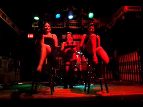 The Sin Sisters - Don't you feel my leg