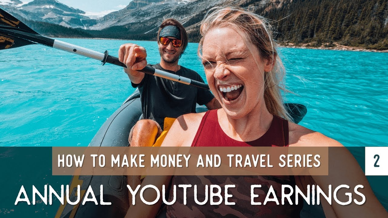 HOW MUCH DO TRAVEL YOUTUBERS MAKE? (Sharing our earnings)