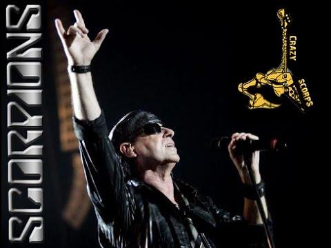 Scorpions - Klaus Meine Interview for Crazyscorps