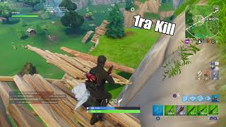 2 epic and long shoot whith Hunting Rifle | Clip Fortnite #15 (Battle Pass 5)