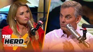 Jane Slater weighs in on Dak Prescott's contract negotiations, talks Saints | NFL | THE HERD
