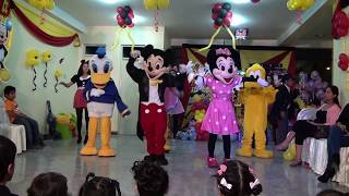 Show infantil La casa de Mickey Mouse