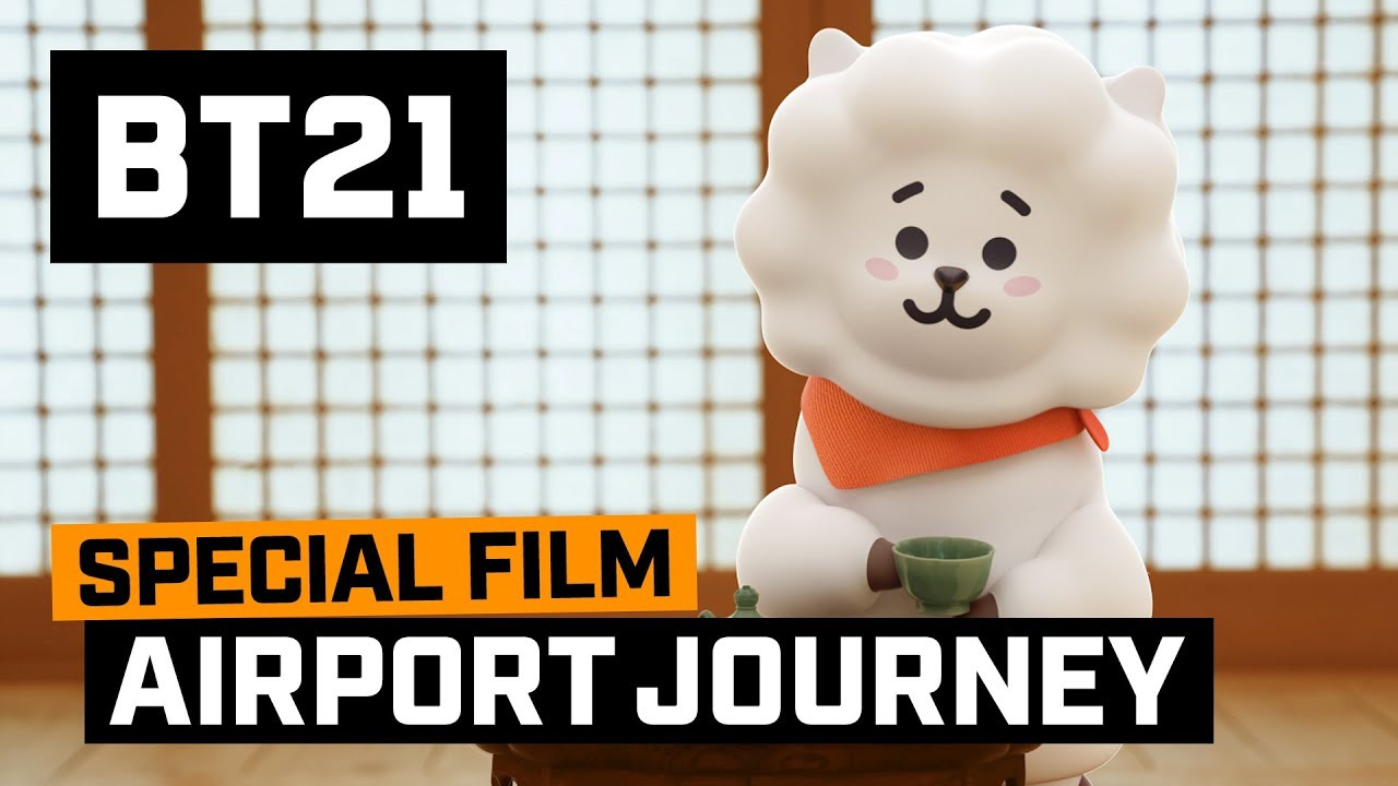 BT21 characters explained: The LINE Friends created by BTS | Metro News