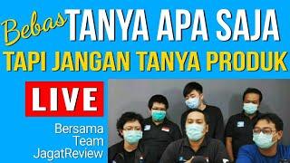 Live with vivo: Bebas Tanya Apa Saja (Tapi Jangan Tanya Produk)