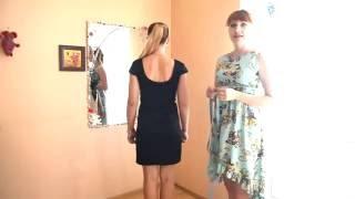 Обучающий видео урок Снятие мерок с женской фигуры(Как правильно снимать мерки для пошива свадебного, вечернего платья. Как снимать мерки для пошива верхней..., 2016-10-11T08:34:48.000Z)