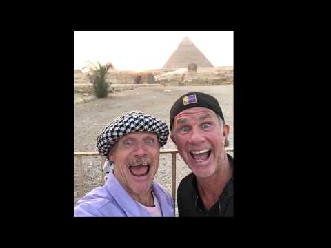 Red Hot Chili Peppers In Egypt 2019