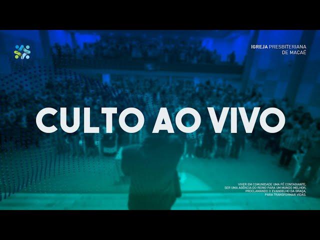 CULTO DOMINICAL - 06/06/2021