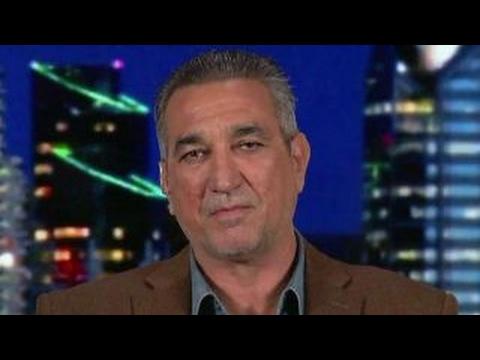 Iraqi interpreter blasts protesters of Trump's travel ban
