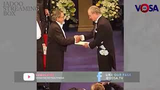 Nobel Prize Winning Writer Naipaul Died