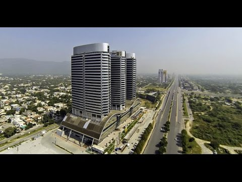 Islamabad City of Pakistan HD 2016