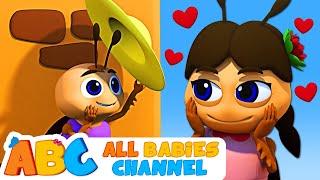 La Cucaracha Song   All Babies Channel Nursery Rhymes & Kids Songs