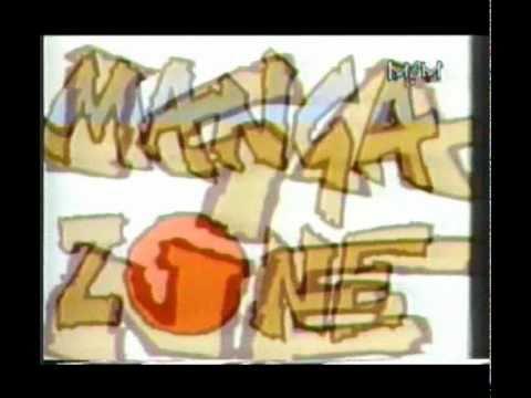 Manga Zone Le Mag (part 4b), MCM 1995