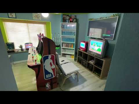 Happy Gameroom - My New Game Room - Arcade1up Retro Gamimg from Leefo 3