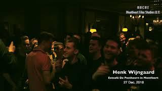 Henk Wijngaard bij EetCafé De Posthoorn Montfoort Part1/2