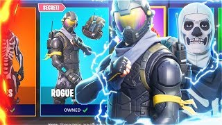 JAMAICAN Fortnite SLAYER ROGUE SKIN *NEW FREE STARTER PACK* + FREE V BUCKS PS4 PRO Full HD