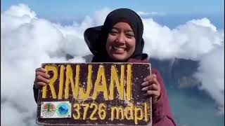Gunung rinjani meninggalkan kenangan_Gilimanuk Bali saksi bisu ditinggalkan mantan😄