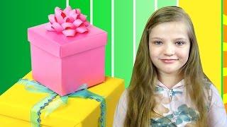 видео Что подарить девочке на 9 лет