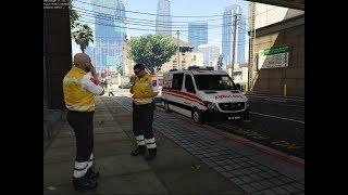 gta 5 ambulans modu