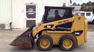 Cat 226B2 for sale