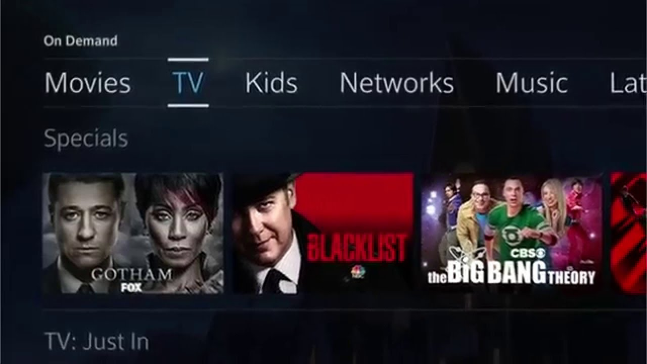 How to watch your favorite shows on demand
