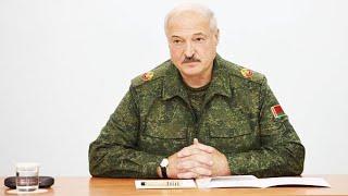 Лукашенко: Затащить сюда якобы нового Президента! Всё двигают к тому!