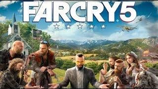 Новый трейлер Far Cry 5  Восстание