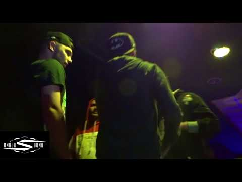 ZASKO MASTER X COMPARE FLOW VS BARON X PEDRITO (Undersound Festival VIDEO OFICIAL)