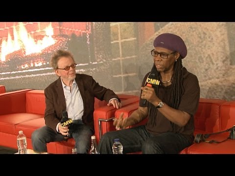 Nile Rodgers Interview