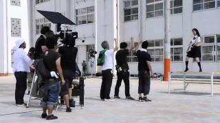 神戸女子大学/神戸女子短期大学のCMのメイキングビデオです。 本編の...