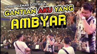Download lagu KARTONYONO MEDOT JANJI - Denny Caknan - LIVE in Sleman City Hall