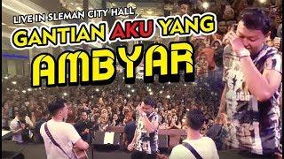 KARTONYONO MEDOT JANJI - Denny Caknan - LIVE in Sleman City Hall