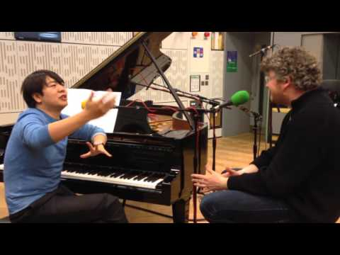 Lang Lang talks about his musical heroes, including Bernstein and Pavarotti